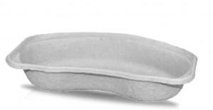 N15000 Einweg Nierenschale aus Pappe,Zellulose,Zellstoff